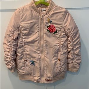 Hudson Embroidered Puffer Jacket